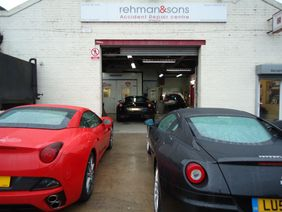 Rehman and Sons Birmingham Ltd